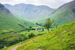 See-Bezirks-Nationalpark, Nord-England Lizenzfreie Stockfotografie