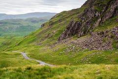 See-Bezirks-Nationalpark, Nord-England Lizenzfreie Stockbilder