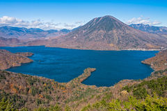 See Chuzenji in Nikko, Japan Stockfoto