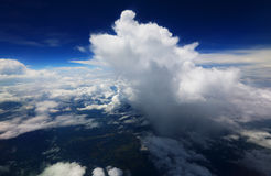 See cloud in the sky Royalty Free Stock Image