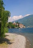 See Como, Beteiligter sehen, Italien Lizenzfreies Stockfoto