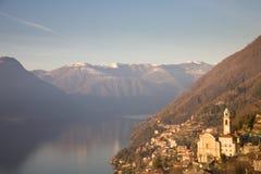 See Como, Italien lizenzfreies stockbild