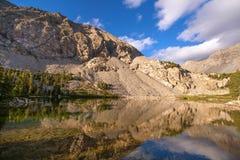 See Como in Süd-Colorado lizenzfreie stockfotos