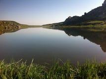 See Covadonga stockbild