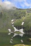 See in den Bergen Stockfotografie