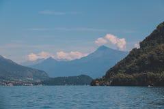 See in den Bergen in Italien Lizenzfreie Stockfotografie