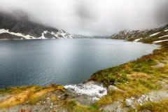 See Djupvatnet, Norwegen Lizenzfreies Stockbild