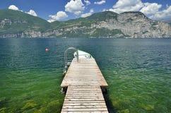 See Garda - Italien Lizenzfreie Stockfotografie