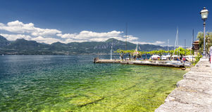 See Garda, Italien Stockbild