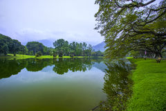 See-Garten, Taiping Lizenzfreie Stockfotografie