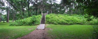 See-Jackson-Dämme - archäologischer Park Stockbilder