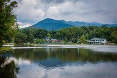 See-Kriegsbeil, im schwarzen Berg, North Carolina stockfotos