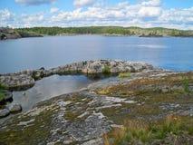 See Ladoga Stockbild