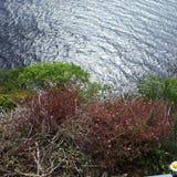 See Loch Ness Wasser Sommer lizenzfreies stockfoto