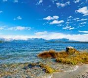 See Manapouri Stockfotografie