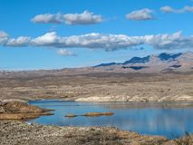 See Mead National Recreation Area, Nevada Stockbild
