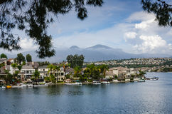 See Mission Viejo - Mission Viejo, Kalifornien Stockbilder