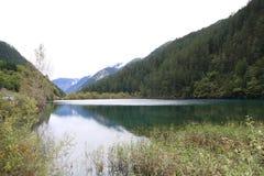 See in Nationalpark Jiuzhaigou Lizenzfreies Stockbild