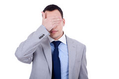 See no evil Royalty Free Stock Image
