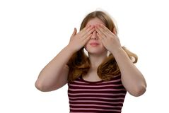 See no evil Stock Photos