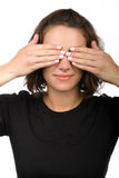 See no Evil Stock Photography