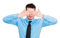 See no evil Royalty Free Stock Photo