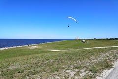 See Okeechobee-Küstenlinie Stockfotos