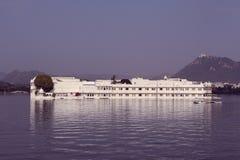 See-Palast, Udaipur Stockbild