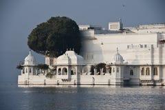 See-Palast in Udaipur, Indien Stockfotografie