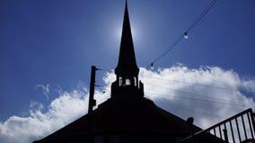 See-Pfeilspitzen-Dorf Lizenzfreie Stockfotografie