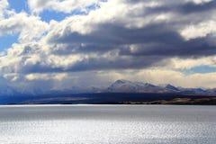 See Pukaki, Neuseeland Lizenzfreies Stockfoto