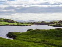 See in Schottland-Natur higlands Lizenzfreies Stockfoto