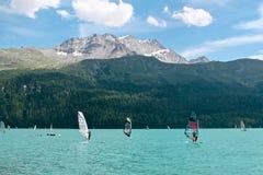 See Silvaplana in der Schweiz