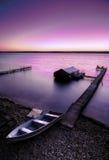 See-Sonnenaufgang stockfotos