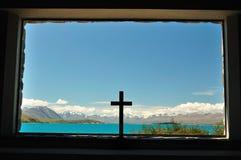 See Tekapo, Neuseeland Stockfotografie