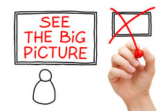 Free See The Big Picture Royalty Free Stock Image - 28532666