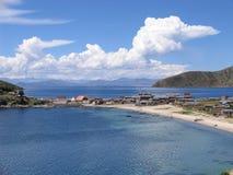 See Titicaca Lizenzfreies Stockbild
