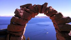 See Titicaca Stockfoto