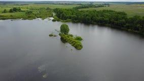 See Tulovo in der Stadt von Vitebsk stock video