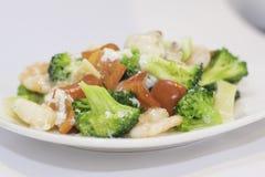 See Tung Ting Shrimp lizenzfreies stockfoto