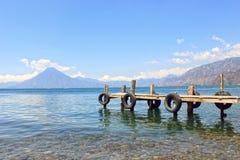 See und Berge Stockfotografie