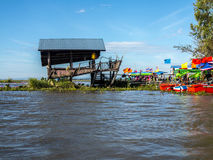 See und Boot stockbilder