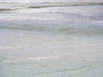 See- und Sandbeschaffenheit Stockfotos