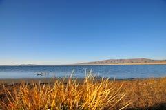 See und Wolken Lizenzfreies Stockfoto