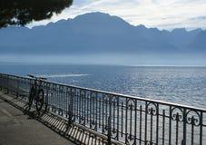 See von Genf Lizenzfreies Stockfoto