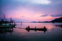 See von Songkhla Stockfotografie