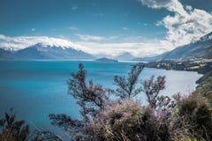 See Wakatipu Lizenzfreie Stockbilder