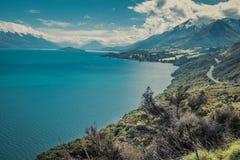 See Wakatipu Lizenzfreies Stockbild
