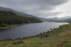 See in Wales lizenzfreies stockfoto