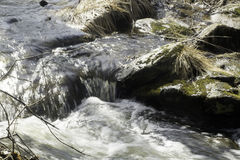 See the Water Flow Royalty Free Stock Photography